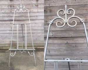 Vintage Style Easel